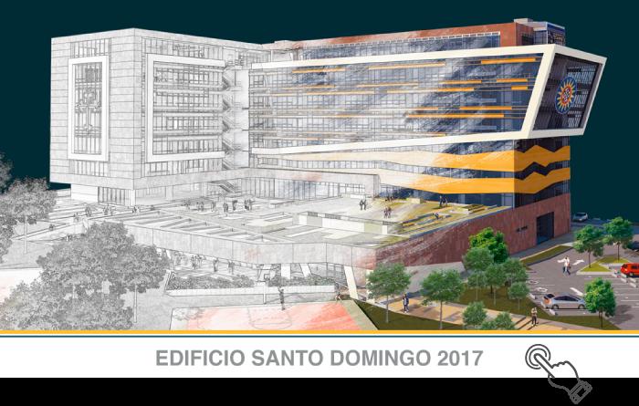 Санто-Доминго Здание USTA Tunja 2017