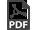 значок PDF