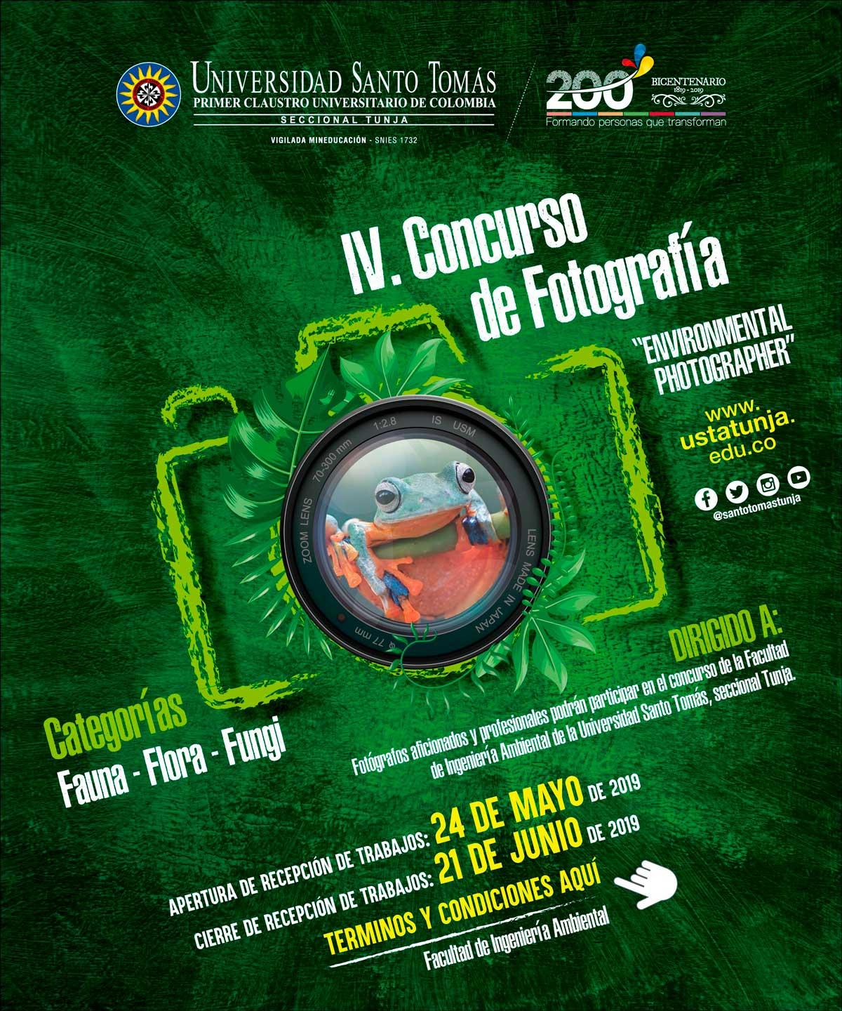 IV 2019 Environmental Engineering Photo Contest