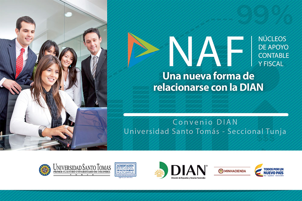 NAF USTA Office Tunja Accounting