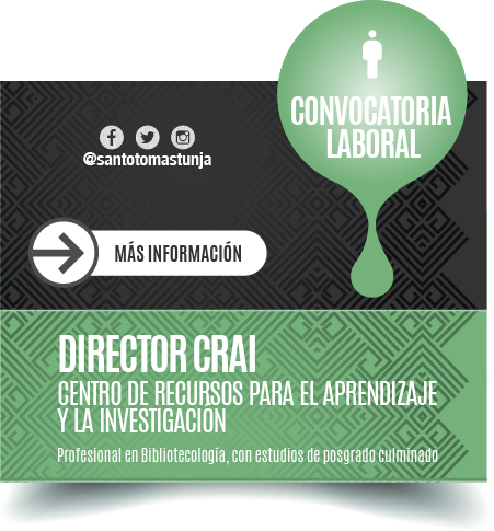 Convocatorias CRAI 02