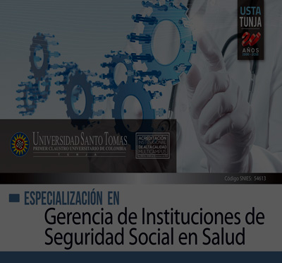 Esp Management of Social Security Institutions in Health