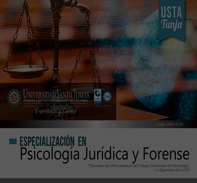 Esp Psicologia Juridica y Forensic