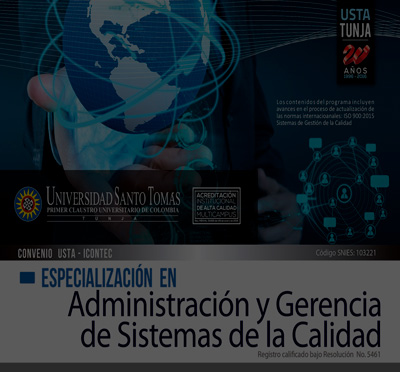 Esp in Administration and Management of Quality Systems