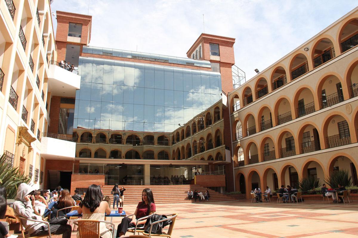 Santo Tomas University Tunja Sectional