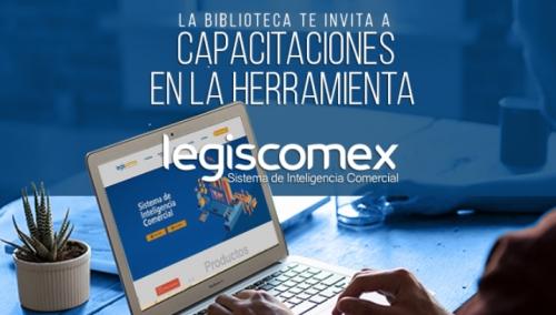 Training in the LegisComex tool