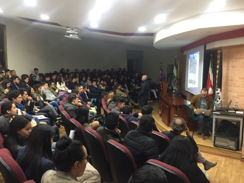 Intervention of the Historical Center of Tunja, the central theme in the dialogues of academia and citizenship