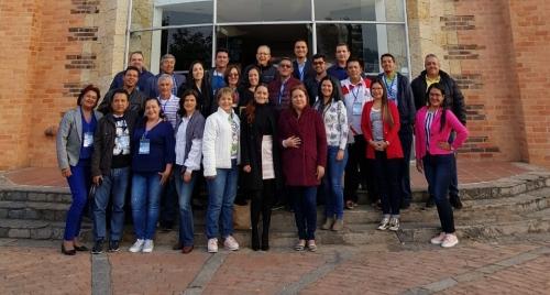At the USTA Tunja, the Regional Plenary of University Welfare-ASCUN was held