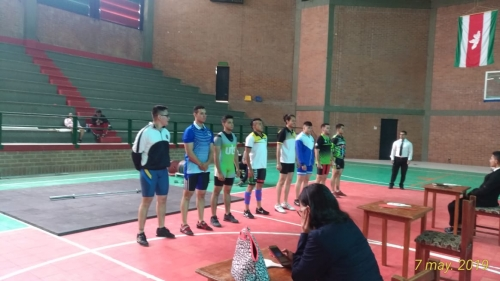 We congratulate our Tomasinos students for their participation in the ASCUN University Games