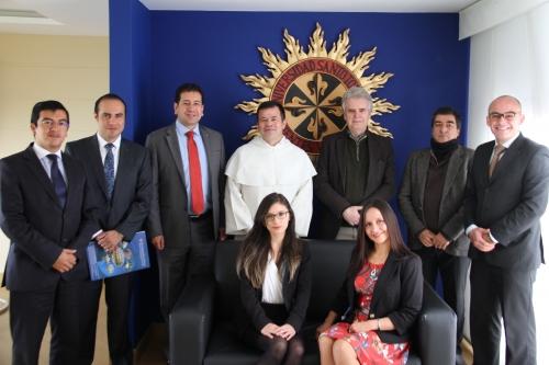 Повторная аккредитация гражданского строительства в качестве программы высокого качества, новая цель Санто-Томас-Сециан-Тунья