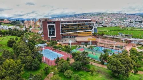 Услуги, которые вы уже можете найти в здании Санто-Доминго-де-Гусман