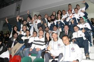 Национальные университетские игры ASCUN Boyacá XXVI