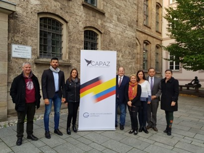 Tomasinos Teachers Participate in Workshops on Justice, Peace and Reconciliation at the University of Gӧttingen