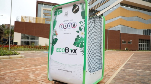 Recycle and win with 'EcoBox'
